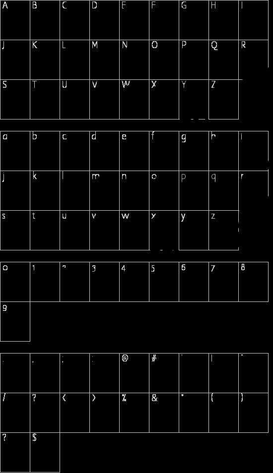 24hourbauer Schriftart Font Download Kostenlos