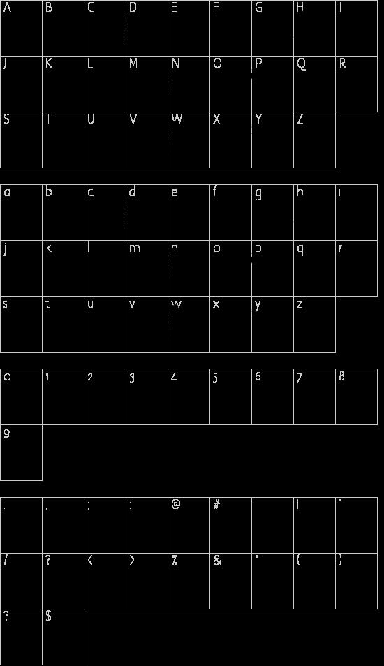 A bite Schriftart Font Download Kostenlos