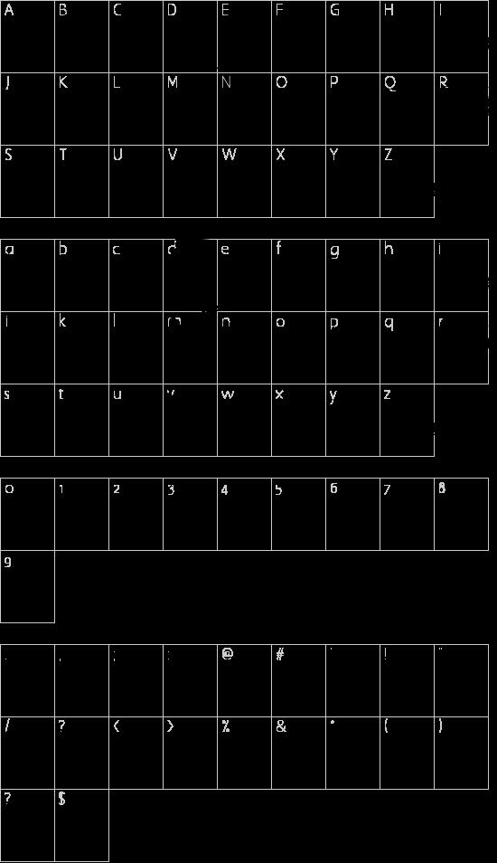 Air Force Schriftart Font Download Kostenlos