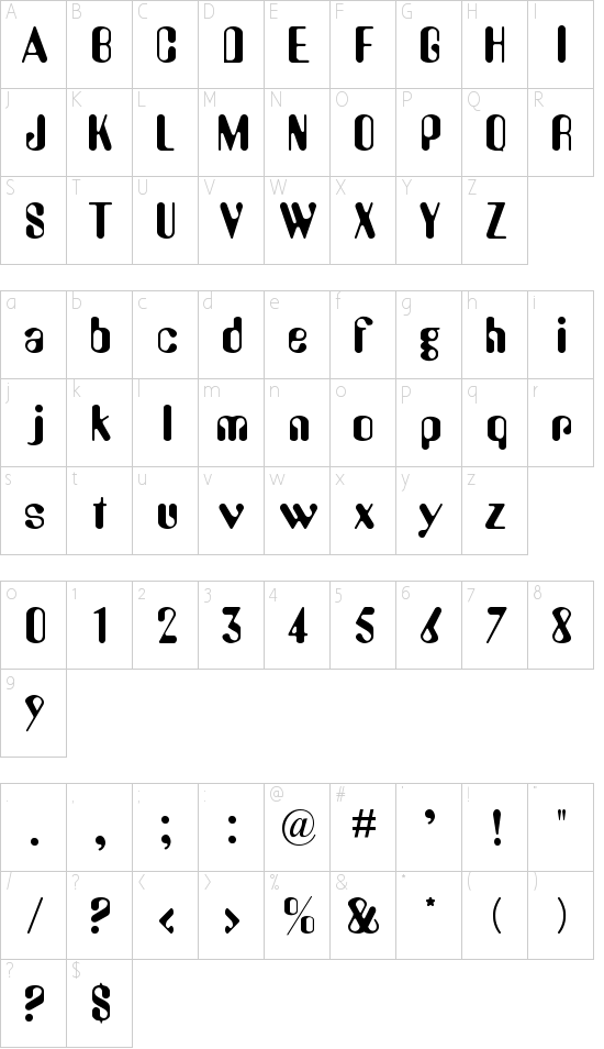 Asimov Schriftart Font Download Kostenlos