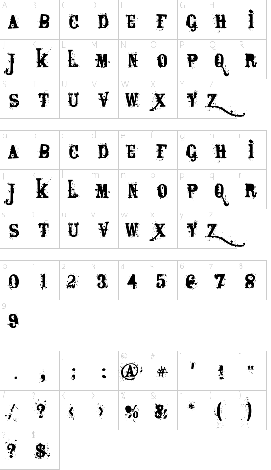 Bagpack Schriftart Font Download Kostenlos