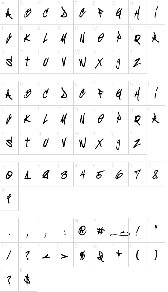 Beraka Schriftart Font Download Kostenlos