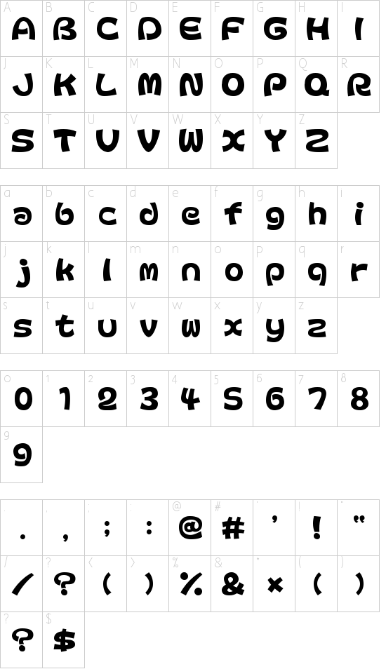 ColopocleAL Schriftart Font Download Kostenlos