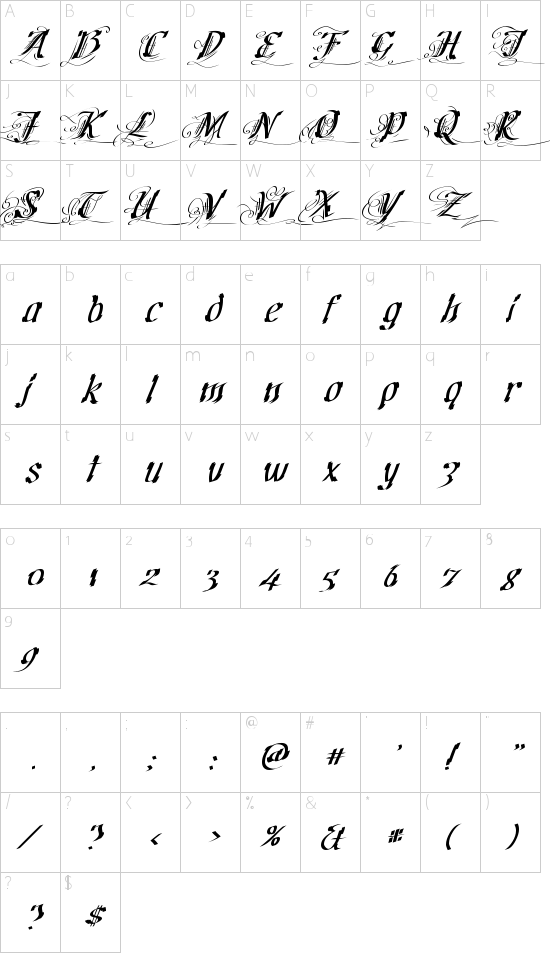 Cretino Schriftart Font Download Kostenlos