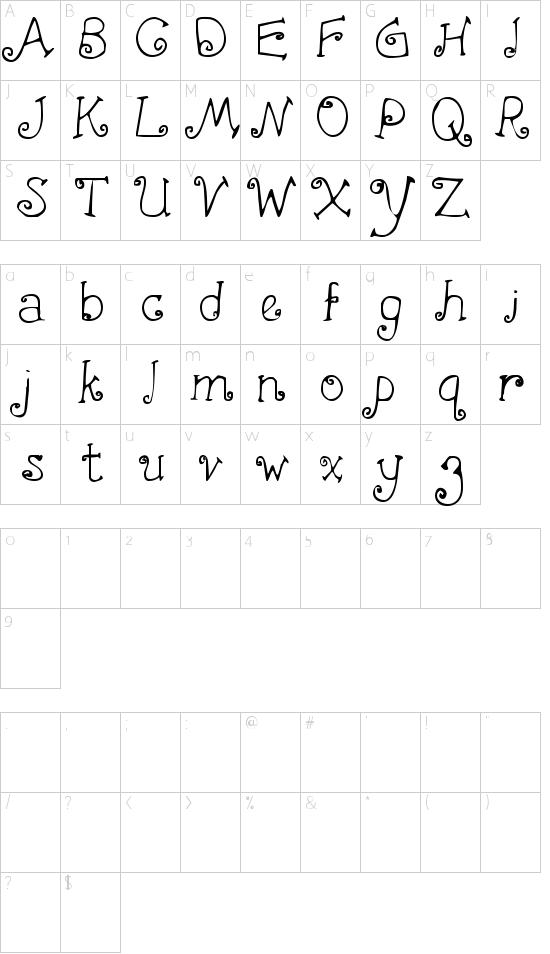 First Crush Schriftart Font Download Kostenlos