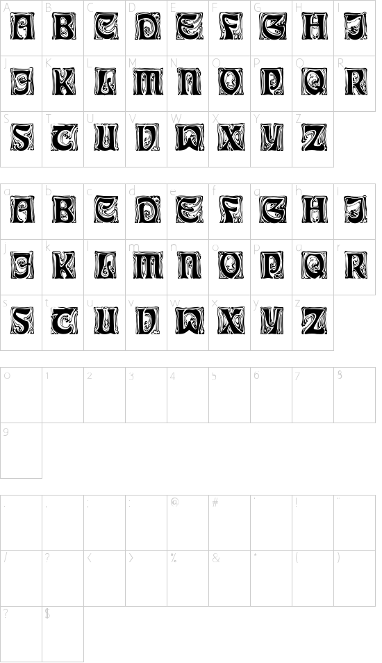 Ian Schriftart Font Download Kostenlos