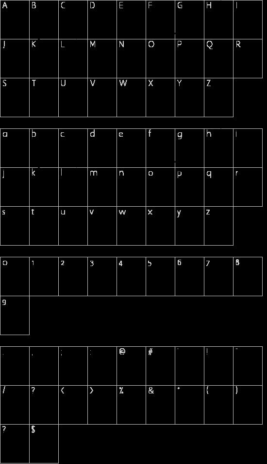 Killigraphy Schriftart Font Download Kostenlos