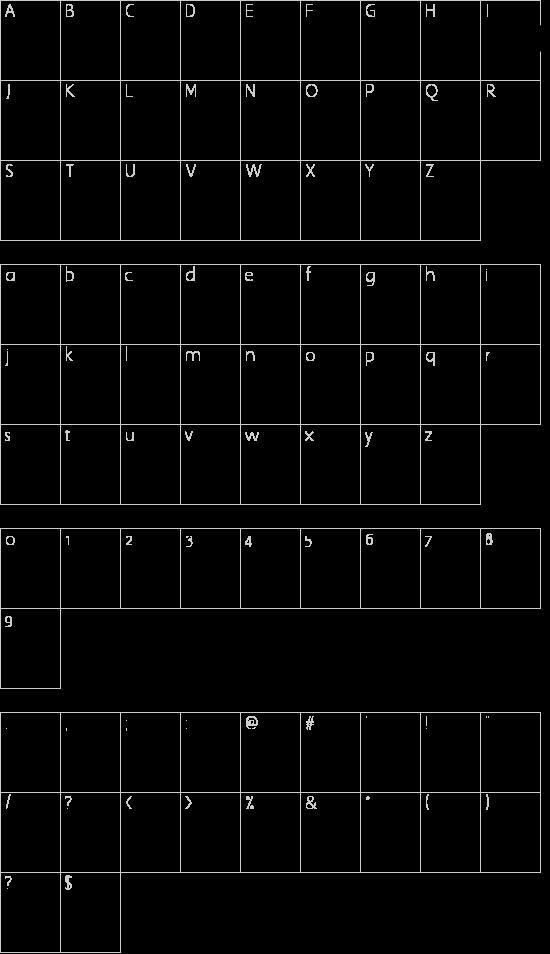 KR Belated Valentine Schriftart Font Download Kostenlos