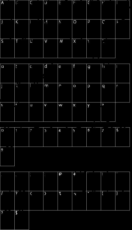 Pea Glo-Girl Script Schriftart Font Download Kostenlos