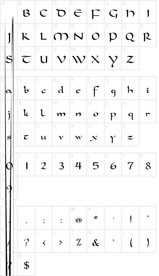Samovar SSi Schriftart Font Download Kostenlos