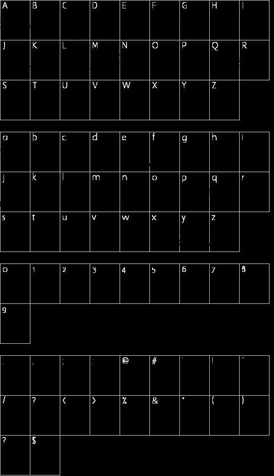 turbo ripped Schriftart Font Download Kostenlos