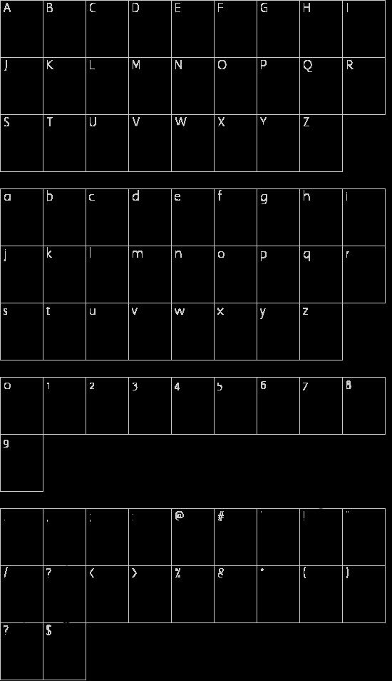 verrutscht Schriftart Font Download Kostenlos