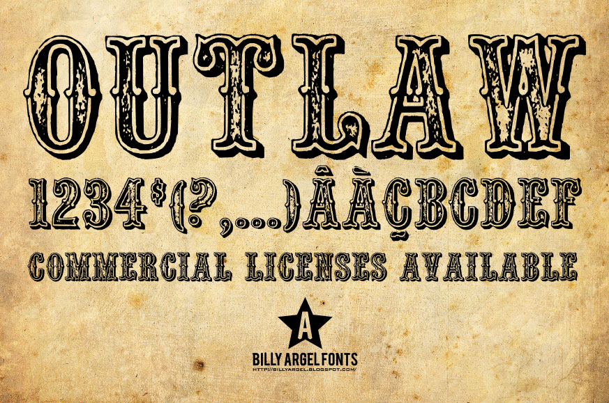 Western Outlaw Tattoo Outlaw détails...